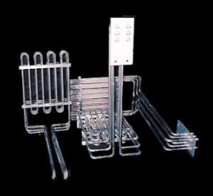unidad de inmersion tubular